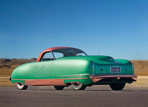 Chrysler Thunderbolt Concept Car '1940
