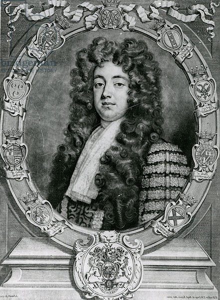 William Johnstone, 2nd Earl of Annandale and Hartfell, 1st Marquess of Annandale, 1703