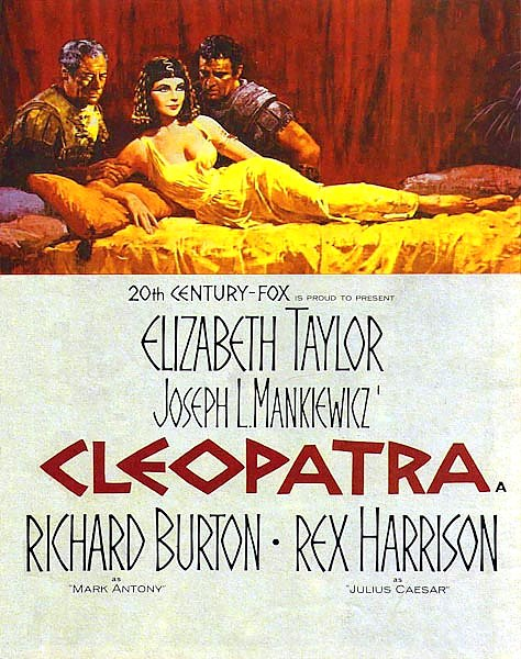 Poster - Cleopatra (1963)