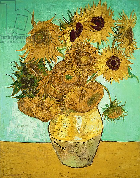 Sunflowers, 1888 2