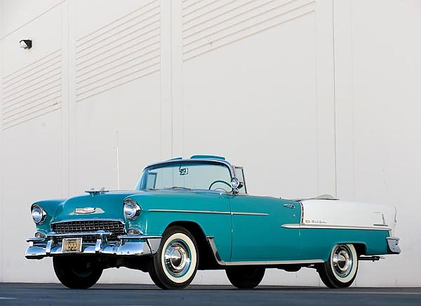 Chevrolet Bel Air Convertible '1955