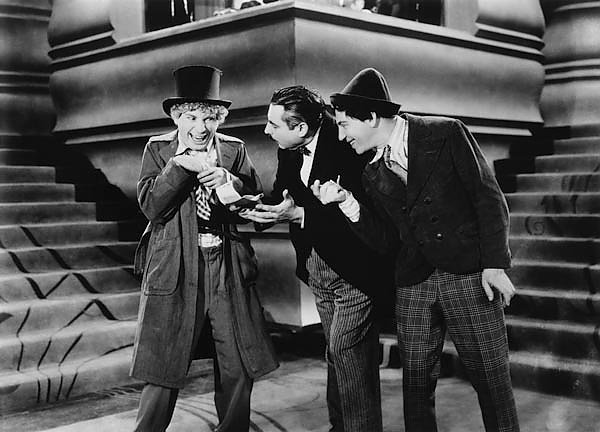 Marx Brothers (Animal Crackers) 3
