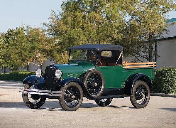 Ford Model A ''AR'' Roadster Pickup '1927–28