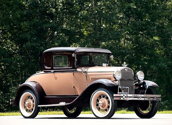 Ford Model A Deluxe Coupe '1931