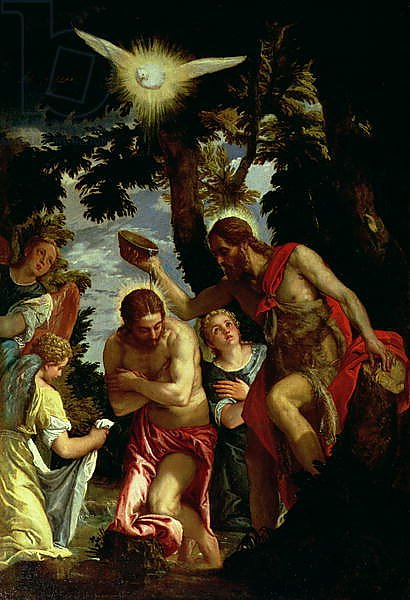 The Baptism of Christ 3