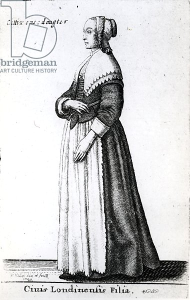 London Citizen's Daughter, 1643