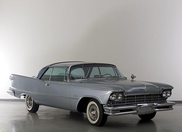 Chrysler Imperial Crown Coupe '1957