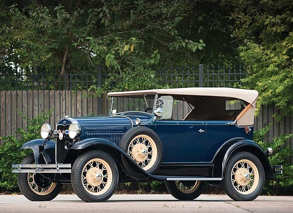 Ford Model A Deluxe Phaeton '1931