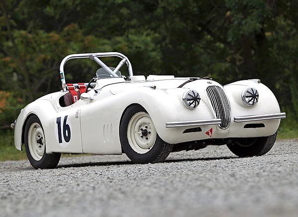 Jaguar XK120 Competition Roadster '1950