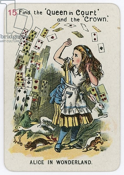 Alice in Wonderland 13