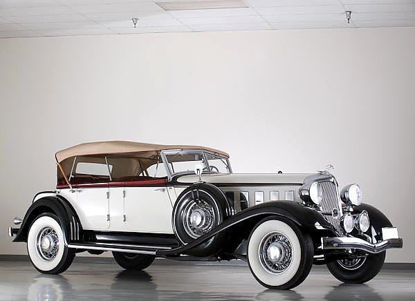 Chrysler CL Imperial Sport Phaeton by LeBaron '1933
