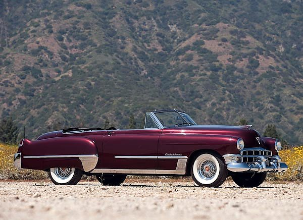 Cadillac Sixty-Two Convertible '1949