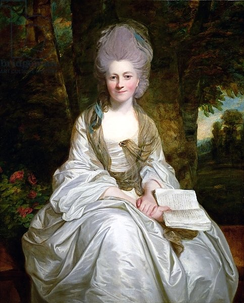 A Portrait of Dorothy Vaughan, Countess of Lisburne, c.1777