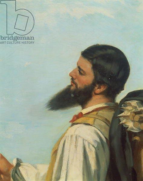 """""""La Rencontre"""", de Courbet"""