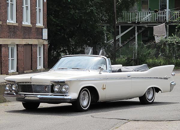 Chrysler Imperial Convertible '1961