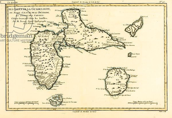 The Islands of Guadeloupe, Marie-Galante, La Desirade, and the Isles des Saintes