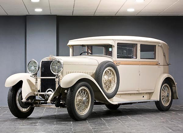Hispano-Suiza T49 by Weymann '1922
