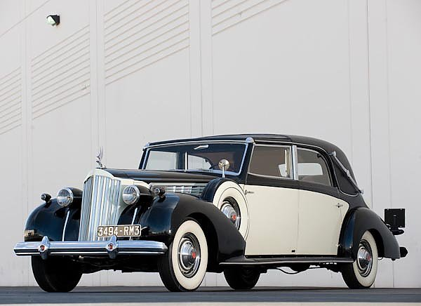 Packard Super Eight Transformable Town Car by Franay '1939