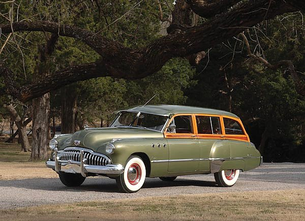 Buick Super Estate Wagon '1949
