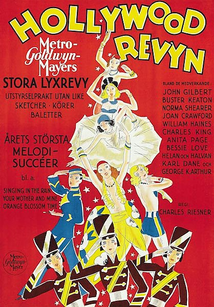 Poster - Hollywood Revue Of 1929, The