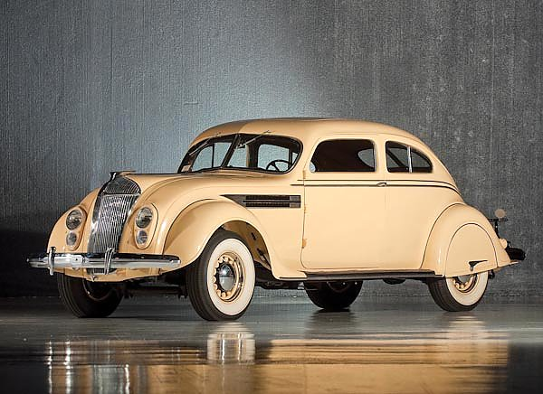 Chrysler Imperial Airflow Coupe '1936