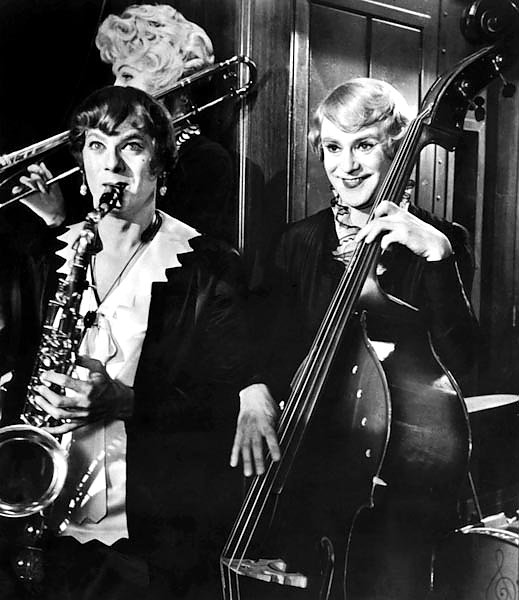 Curtis, Tony (Some Like It Hot)