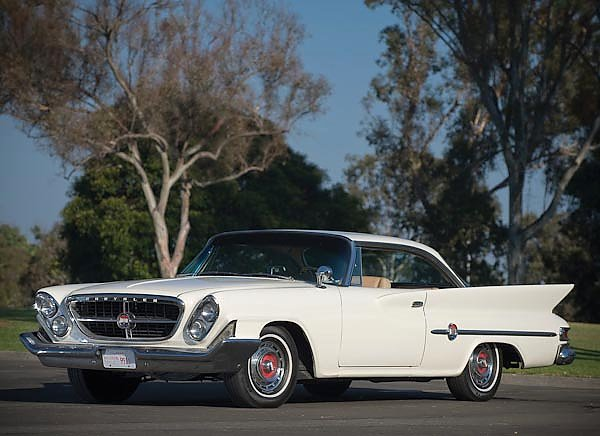Chrysler 300G Hardtop Coupe '1961
