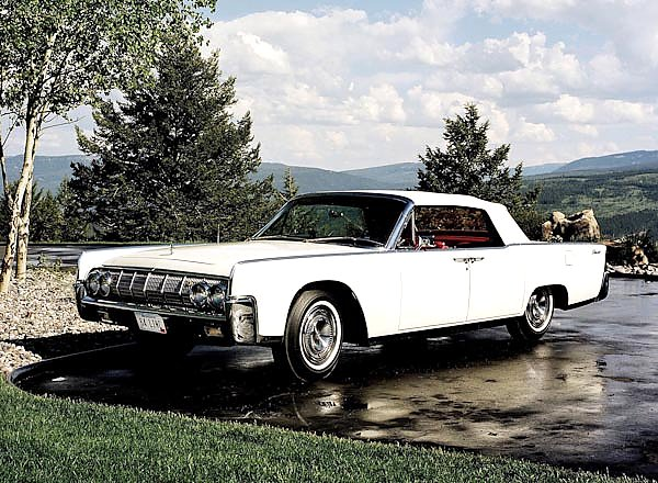 Lincoln Continental Convertible '1964
