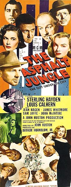 Постер Poster - Asphalt Jungle, The