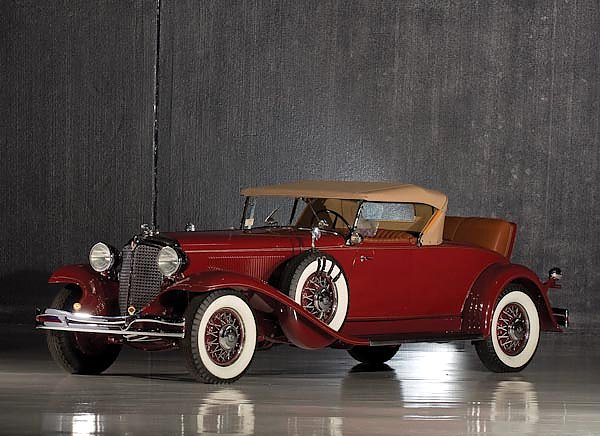 Chrysler CG Imperial Roadster by LeBaron '1931