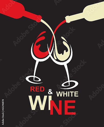 Red, White, Wine