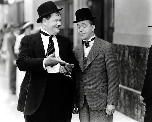 Laurel & Hardy (Thicker Than Water)