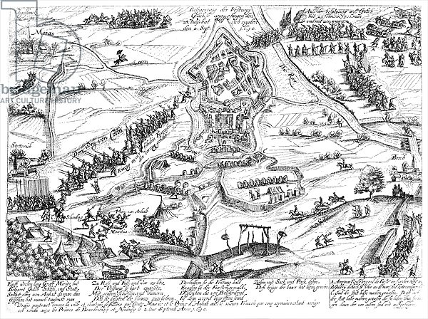 War of the Juelich Succession, 1610