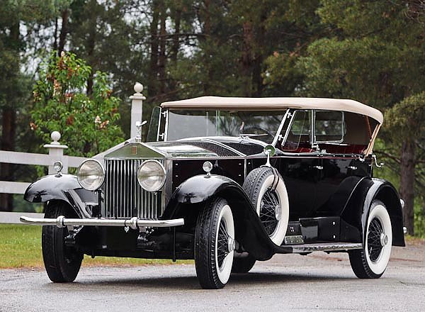 Rolls-Royce Phantom Sports Phaeton by Murphy (I) '1929