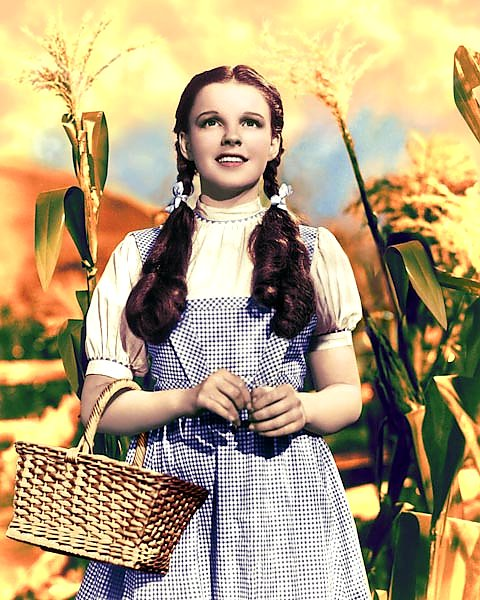 Garland, Judy (Wizard Of Oz, The)C