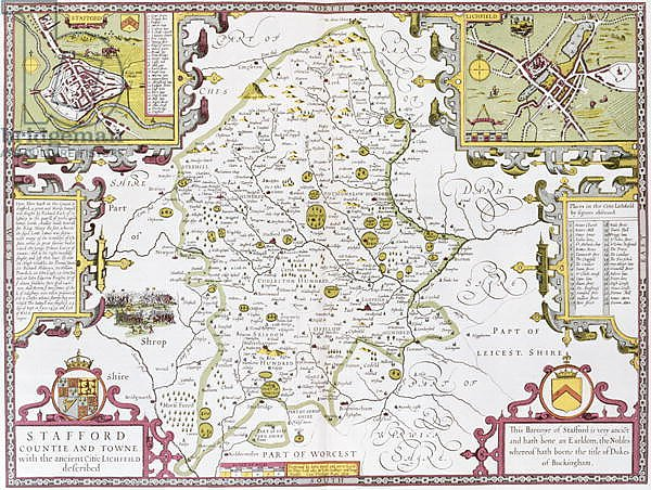 Stafford County and Town, 1611-12