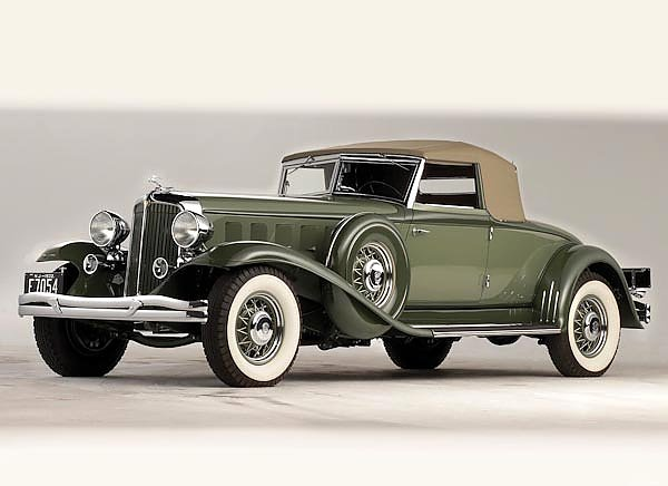 Chrysler CL Imperial Convertible Roadster by LeBaron '1932