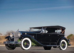 Постер Packard Deluxe Eight Phaeton (840) '1931