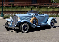 Постер Auburn Eight Boattail Speedster '1931