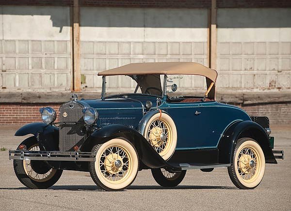 Ford Model A Deluxe Roadster '1931