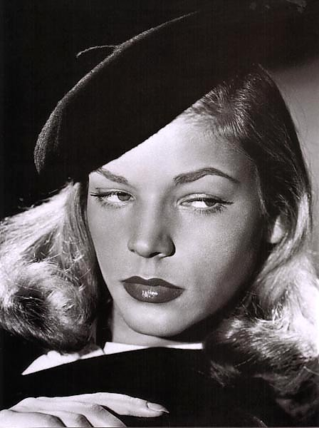 Bacall, Lauren (Big Sleep, The) 2
