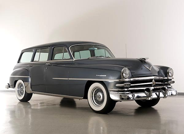 Chrysler New Yorker Town&Country Station Wagon '1953