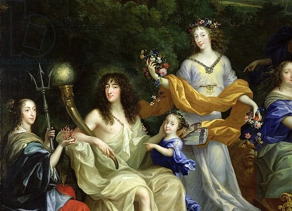 greediness of louis xiv The polignacs were accused of greediness  sums louis xiv and louis xv spent for favorites or for 3 responses to madame de polignac and the politics of calumny.