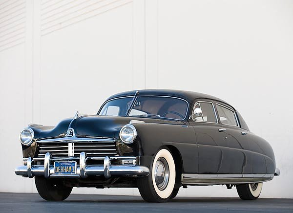 Hudson Commodore Limousine by Derham '1948