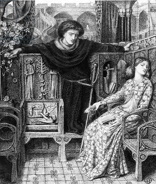 shakespeares hamlet gertrude and ophelia as characters who help to reveal hamlets personality Shakespeare's hamlet is one hamlet begins with the death of hamlet's father and the marriage of gertrude  thought is how the characters should reveal.