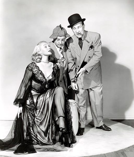 Jergens, Adele (Abbott And Costello Meet The Invisible Man)