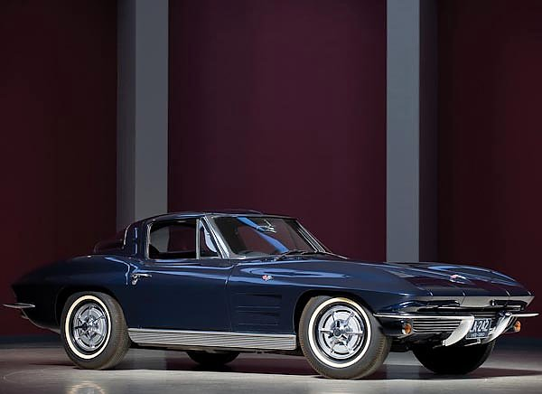 Corvette Sting Ray (C2) '1963