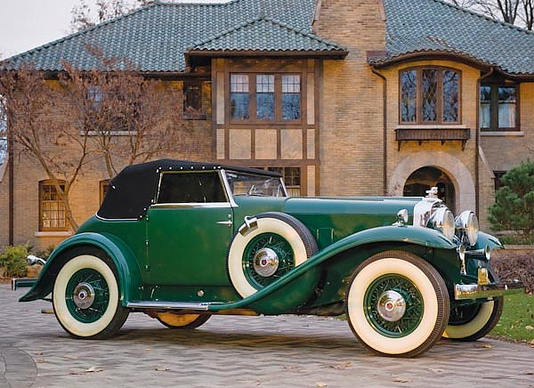 Stutz DV32 Super Bearcat '1932