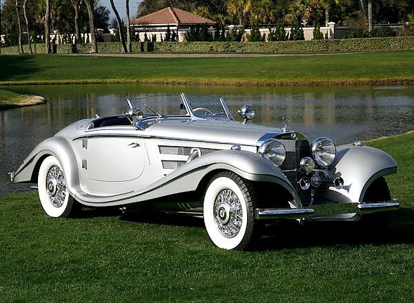 Mercedes-Benz 500K Special Roadster '1936–37
