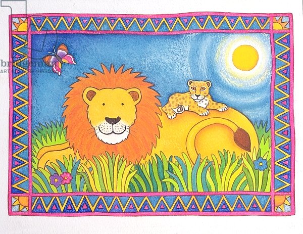 Lion in the Sun, 1997